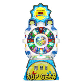 Lucky Gear Arcade Redemption Game Machine Machine Coin Pusher Lottery Machine Game