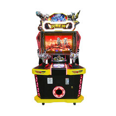 2 بازیکنان کودکان Gun Gun Shooting Video Game Machine / Redemption Arcade Games